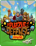 Puzzle Defense: Dragons