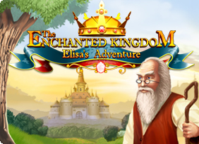 The Enchanted Kingdom: Elisa's Adventure